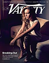 VARIETY Magazine October 13, 2015 - Room's Break Out Star Brie Larson Cover