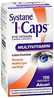 ICAPS MV Tablets 100 ea(Pack of 3)