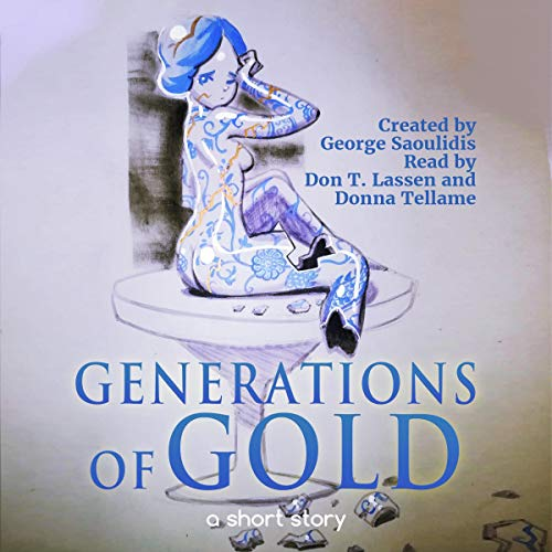 Generations of Gold cover art