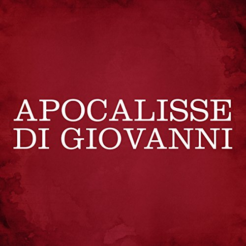 Apocalisse di Giovanni audiobook cover art