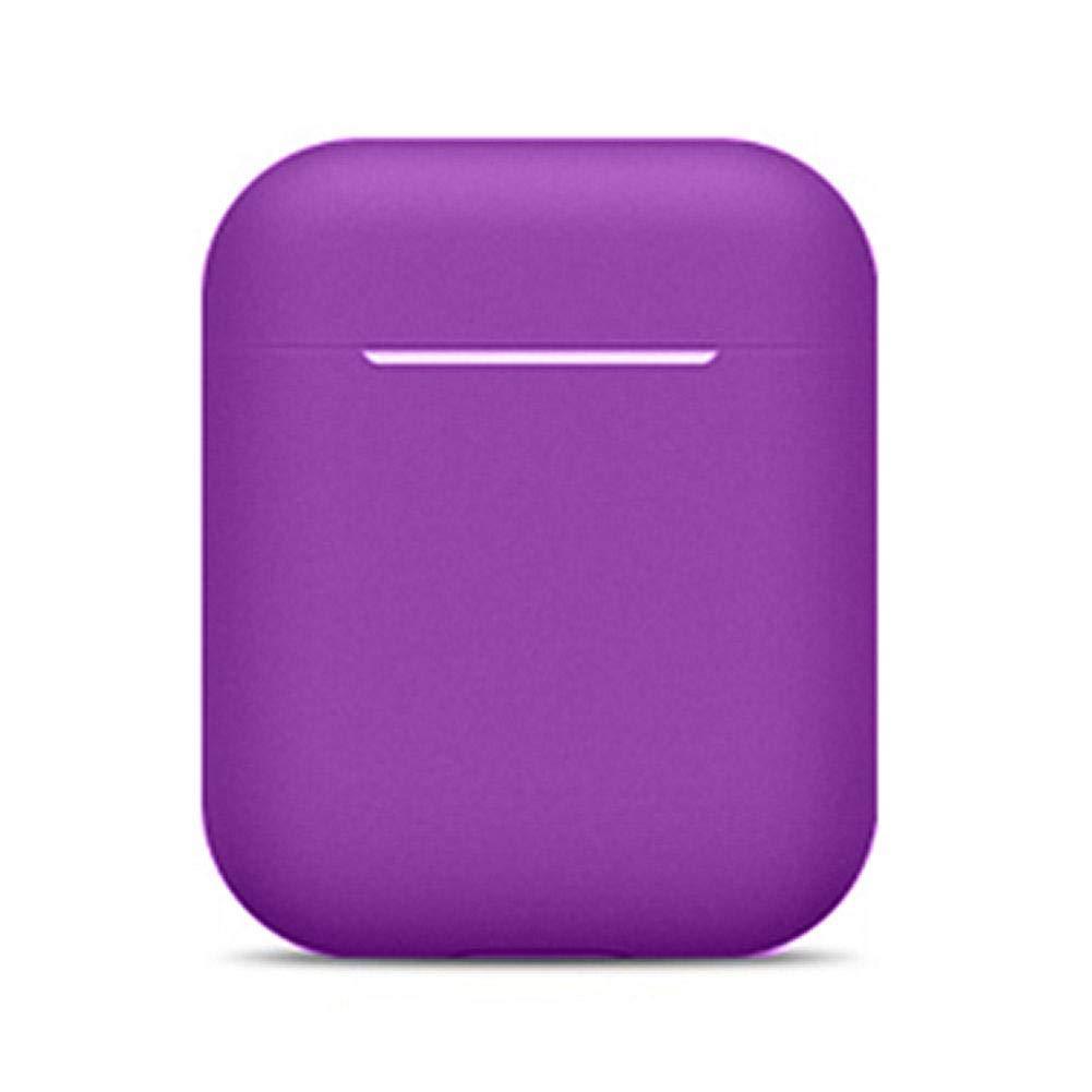 Valensweet Estuche de Silicona para Apple Airpods 2 - Caja de Carga inalámbrica para Auriculares con Bluetooth Cubierta Protectora Accesorios para la Piel Ordinary: Amazon.es: Hogar