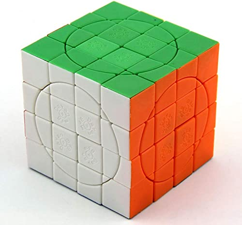 QWEYA Rubik es 4 x 4-Zoll Cube Magic Speed Cube Set