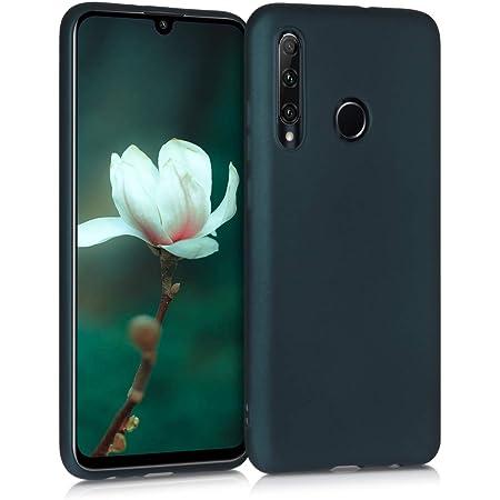 kwmobile Coque Compatible avec Huawei Honor 20 Lite Housse de Protection Hybride pour T/él/éphone en Transformers Anthracite-Noir