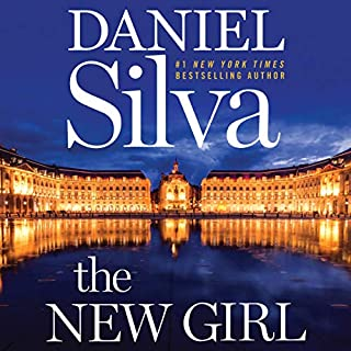 The New Girl audiobook cover art