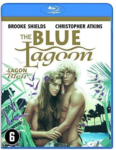 El lago azul / The Blue Lagoon (1980) [ Origen Holandés, Ningun Idioma Espanol ] (Blu-Ray)