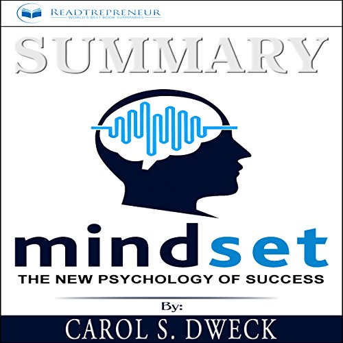 Summary: Mindset: The New Psychology of Success audiobook cover art