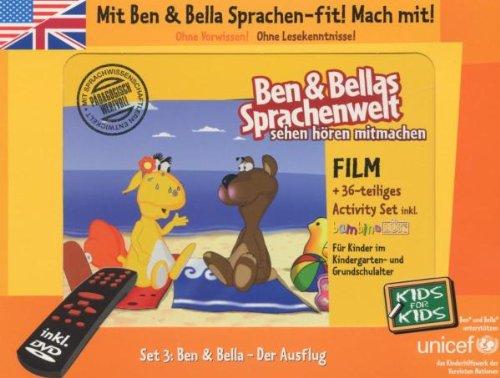 Ben & Bellas Sprachenwelt - Englisch lernen kinderleicht, Set 3: Der Ausflug