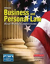 Business and Personal Law, Student Edition (BROWN: UNDER BUS & PERS LAW)
