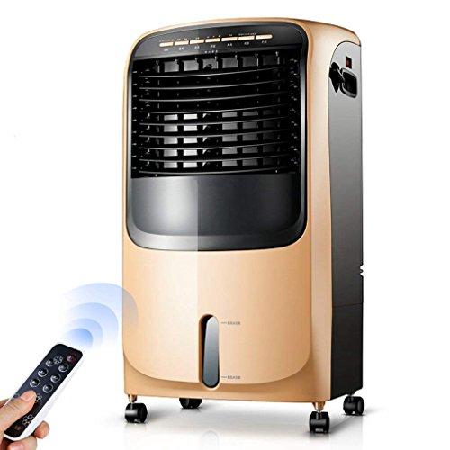 DSJ Bureauventilatoren, airconditioning, ventilator, verwarming en koeling Dual – afstandsbediening, koud waterset, verwarmingsventilator, mute-home mobiel, kleine airconditioning