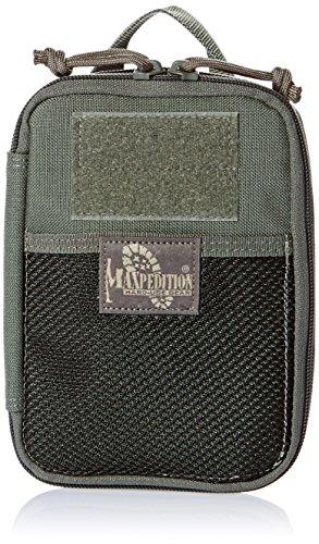 Maxpedition, praktische Tasche Fatty, Laubgrün (grün) - MAXP-261-F