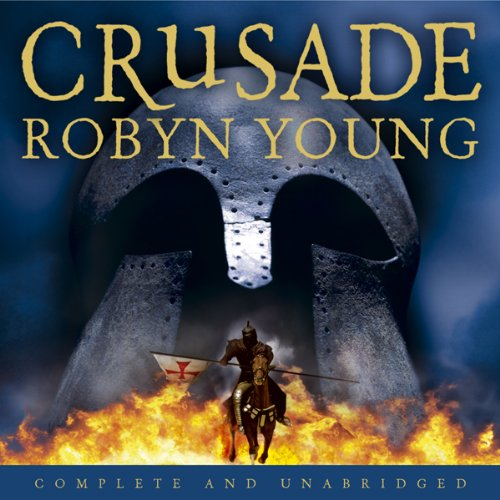 Crusade     Book 2 of the Brethren Trilogy              By:                                                                                                                                 Robyn Young                               Narrated by:                                                                                                                                 Jonathan Keeble                      Length: 21 hrs and 5 mins     64 ratings     Overall 4.6