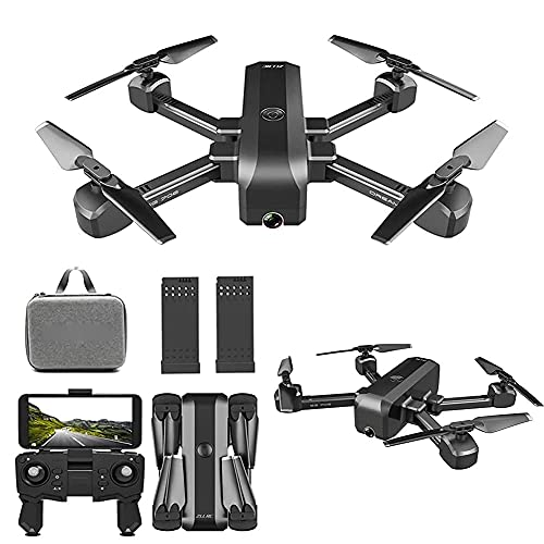 ZHCJH Drone con cámara 4K 15 Minutos de Vuelo GPS 5G WiFi...