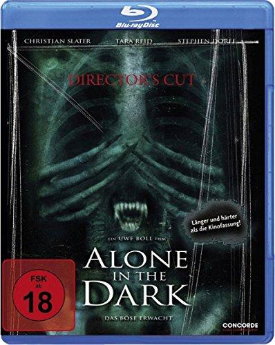 Alone in the Dark [Blu-ray] [Director's Cut]