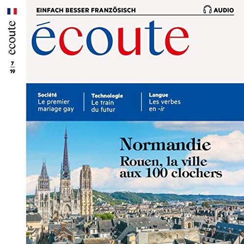 Écoute Audio - Normandie. 7/2019 Titelbild