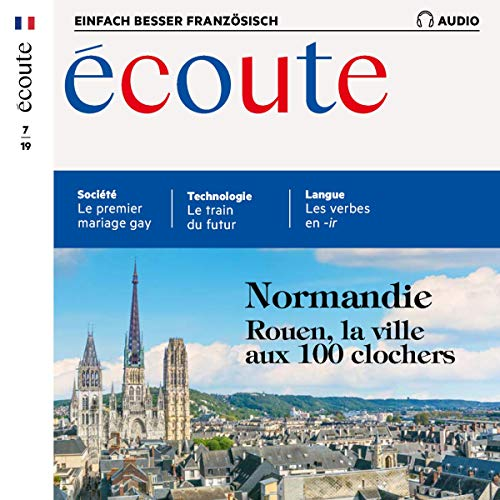 Écoute Audio - Normandie. 7/2019 cover art