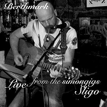 Live from the Simongigs Sligo