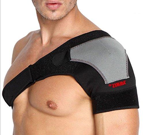Schulterbandage, Herren Links Damen Frauen Verstellbare Schulter Bandagen Für Schmerzlinderung Rotatorenmanschette Schulterschmerzen Sportverletzungen