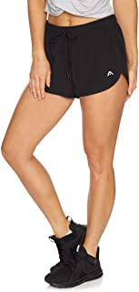 Rockwear Activewear Women's Perforated Active Short from Size 4-18 for Bottoms