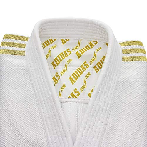 Adidas Judo J690 Quest Kimono mit...