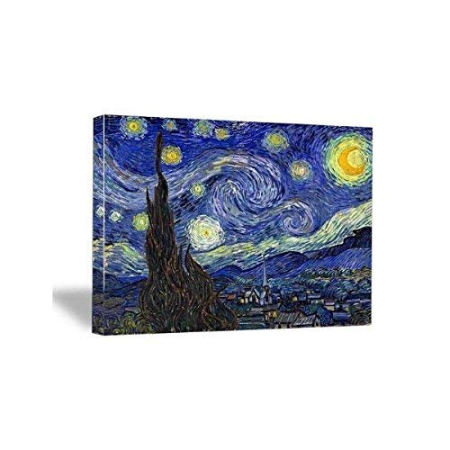 Wieco Art - Starry Night by Van ...