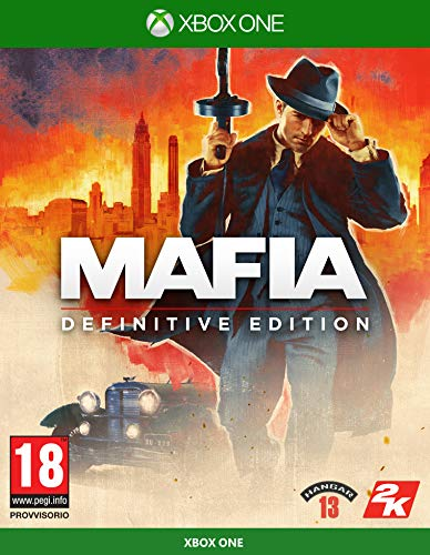 Mafia (Definitive Edition) - - Xbox One [Importación italiana]