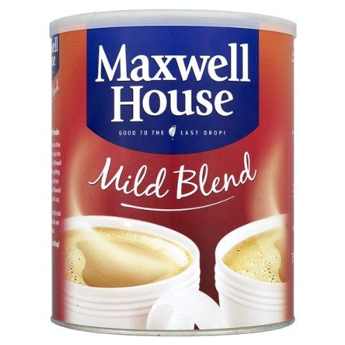 Maxwell House Blend doux 750g