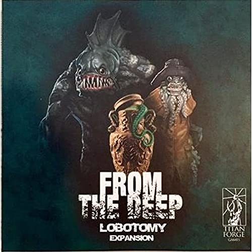 Lobotomy - From the Deep - englisch
