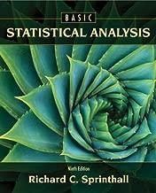 Basic Statistical Analysis (9th Edition)