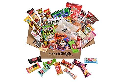40 japanische Pralinenschachtel 30 japanische Snacks Plus 10 japanische Kit Kat Aromen