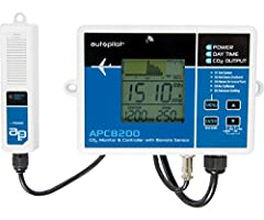 Fully customizable ppm deadband and CO2 set point allow flexibility in programming Trend chart records CO2 levels per minute, hour, day and week for accurate analysis of CO2 distribution Adjustable trend chart zoom levels let you trace your ppm level...