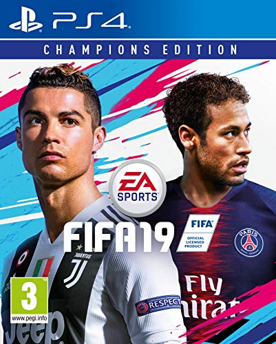 FIFA 19 Champions Edition (PS4) [video game]