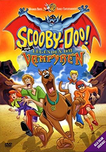 Scooby-Doo - Abenteuer am Vampirfelsen (deutscher Ton)