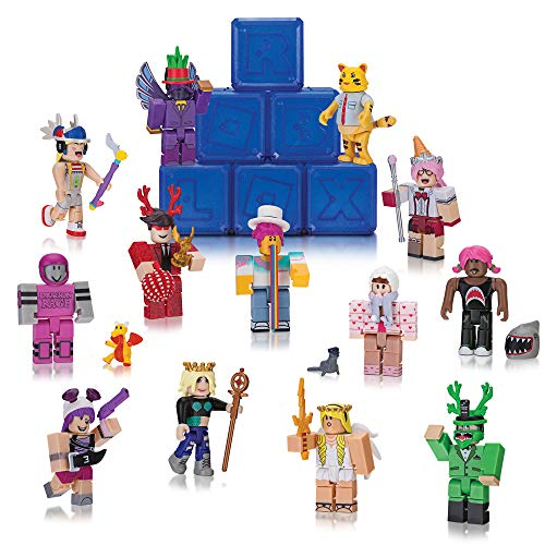 Roblox Celebrity Collection - Series 2 Mystery Figure 6-Pack [Includes 6 Exclusive Virtual Items]