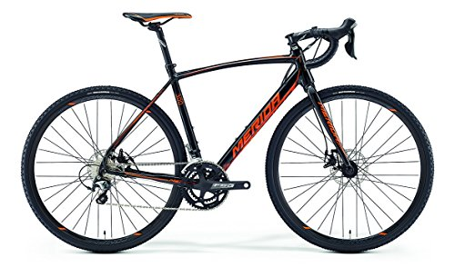 Merida Cyclo Cross 300 schwarz/orange Rahmengröße 54 cm 2016 Cyclocrosser