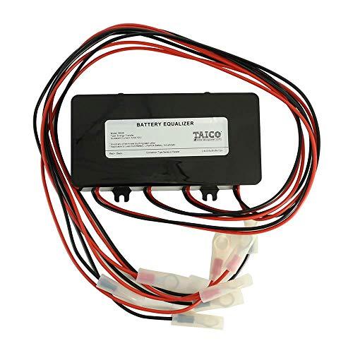 Battery Equalizer 48V - Battery Voltage Balancer,for 4×12V or 8×12V or more Battery Bank Extend Battery Life 1 Year and More, support Gel Flood AGM Lithium Battery HA02 Balancer(Battery Equalizer 48V)