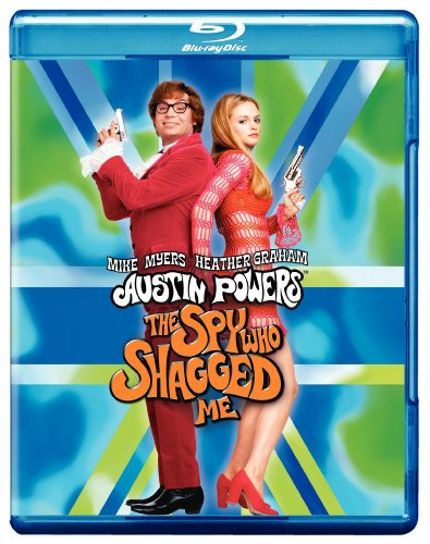 Austin Powers: The Spy Who Shagged Me [Edizione: Stati Uniti] [Reino Unido] [Blu-ray]