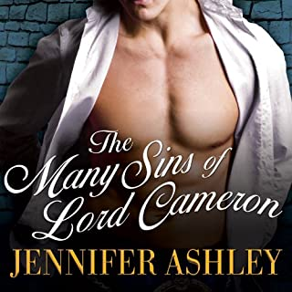 The Many Sins of Lord Cameron cover art