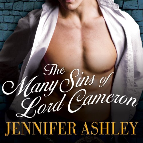 The Many Sins of Lord Cameron audiobook cover art