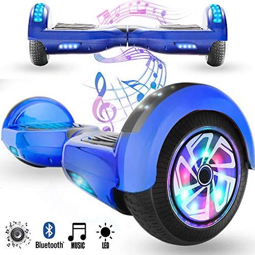 Magic Vida 6.5´´ Patinete Eléctrico Bluetooth Scooter