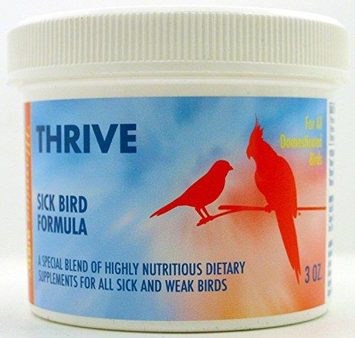 Morning Bird Thrive, Sick Bird Formula (3 oz)