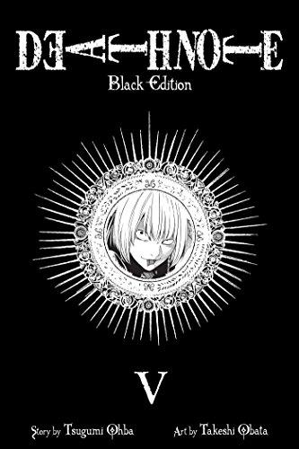 DEATH NOTE BLACK ED TP VOL 05 (C: 1-0-1)