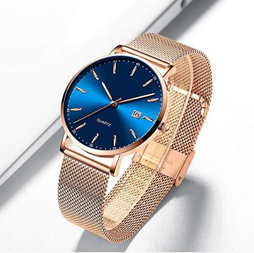 Voigoo Luxusmode-Frau-Armband-Uhr-Frauen-beiläufiger wasserdichter Quarz-Dame-Kleid-Uhren Geschenk Liebhaber Uhr relogio Feminino