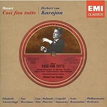Mozart: Così Fan Tutte ~ Karajan