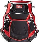 Rawlings Sporting Goods Velo Back Pack Scarlet