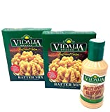 Fried Batter Mix & Blossom Sauce - Vidalia Brands - Blooming Onion, Chicken Fingers, Fish, Fried...
