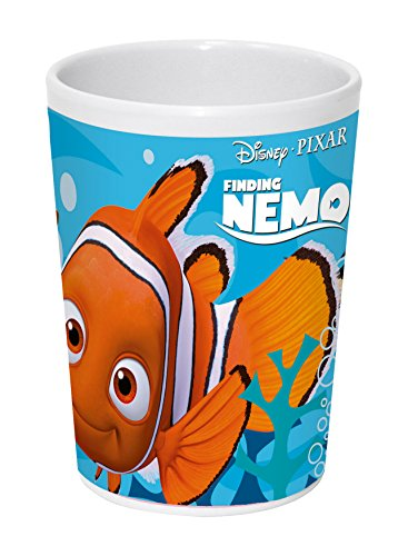 Disney Joy Toy 748398 230 ML Finding Nemo Verre en mélamine
