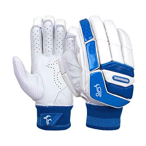 KOOKABURRA Unisex, Jugendliche Batting Gloves 2020 Pace 2.4 Schlaghandschuhe (Slim Fit Youth Right Hand), weiß
