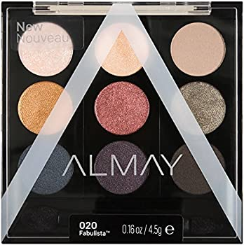 Almay Fabulista 020 Pallet Pops Eye Shadow, 0.16 oz