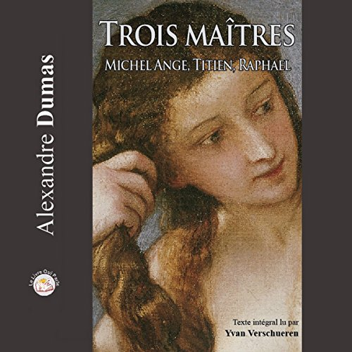 Trois maîtres audiobook cover art