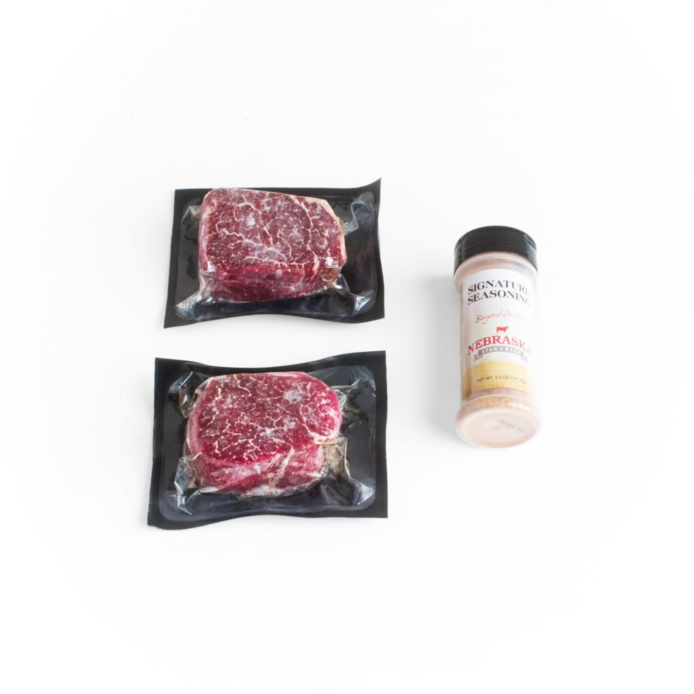 Nebraska Star Beef 2 Piece Wagyu 16 Ounce Filet Our Large-scale sale shop OFFers the best service